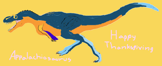 Appalachiosaurus montgomeriensis full-size