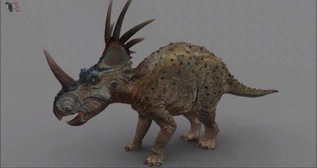 File:DinosaurRevolutionStyracosaurus5 zps3b015660.jpg