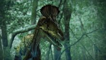 Cryolophosaurus (DR)