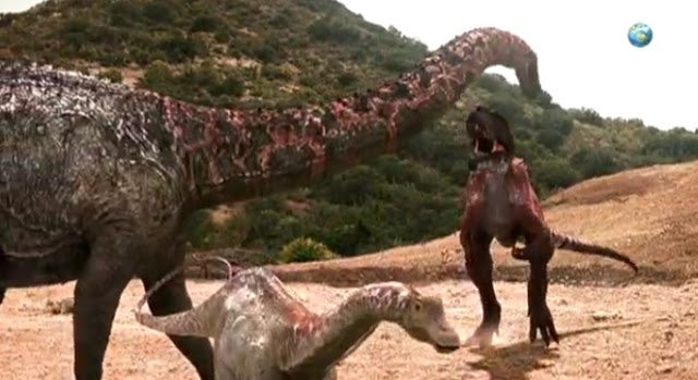 File:Dinosaur Revolution vs Good Neighbor 1.jpg