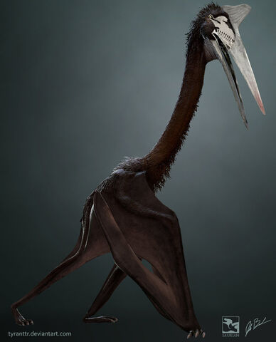 File:Saurian quetzalcoatlus by arvalis-d8bkr5s.jpg