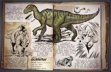 800px-Iguanodon Dossier