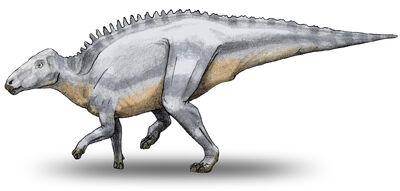 Telmatosaurus sketch v2
