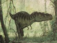 Albertosaurus-gorgosaurus libratus