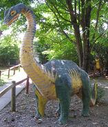 Dinoland diplodocus