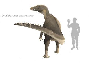 Ostafrikasaurus Crassisseratus