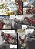 Disney Dinosaur 11 by IsisMasshiro