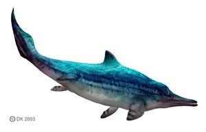 Mixosaurus
