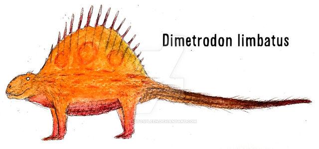 File:Dimetrodon limbatus by plastospleen-d972z0h.jpg