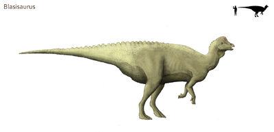 Blasisaurus by hyrotrioskjan-d420nbe