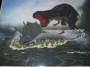 T-Rex cel 2