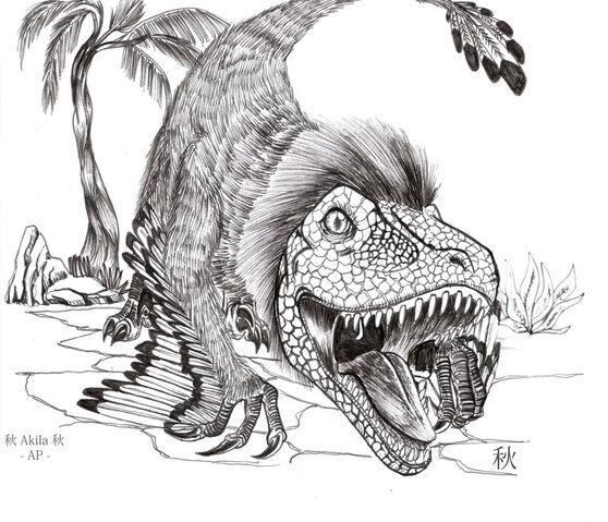File:Pyroraptor by aki ap.jpg
