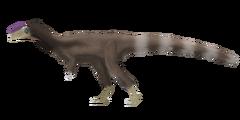 Proceratosaurus bradleyi by primevalraptor-d5p0k8v.png