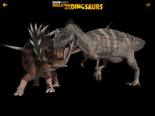 WWD- ITW Ceratosaurus vs Kentrosaurus