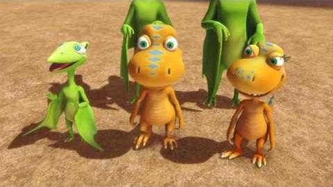 Dinosaur Train Dinosaur Big City Hoyts Trailer