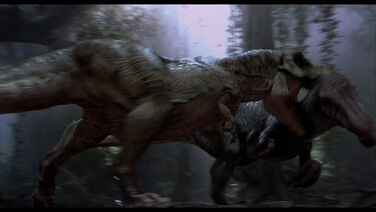 Spino vs Rex 2