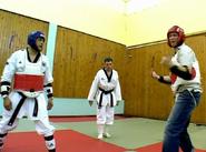 Taekwondont