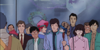 List of Dirty Pair references in popular culture
