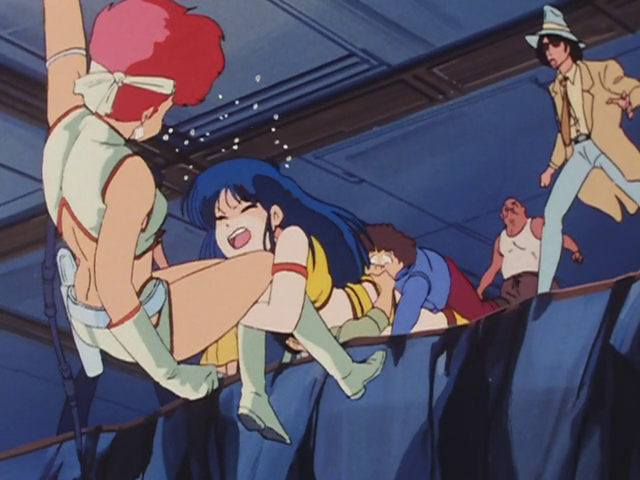File:Kei Swinging Yuri on Walkway.png