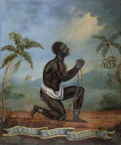 File:The Kneeling Slave Am I not a man and a brother-.jpg