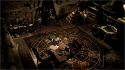 Archchancellor's study