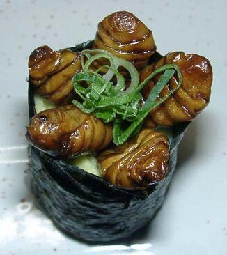 Silkwormsushi