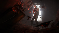 Dishonored 2 blood flies 01