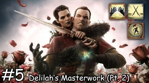The Brigmore Witches (No Kills No Alerts) -- Ep. 5, Delilah's Masterwork (Pt