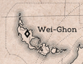 Wei-Ghon on map.png