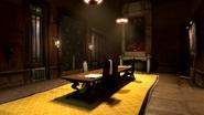 Galvani dining room