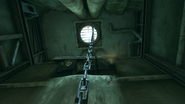 Sewers chain climb