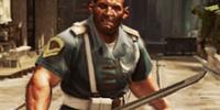 Sergeant Quinn
