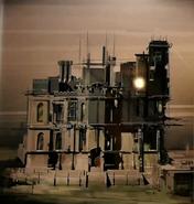 Concept art dunwall tower c2
