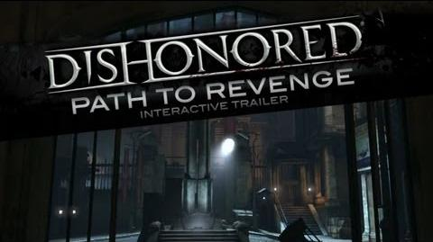 Dishonored - Path to Revenge