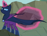 225px-Twilight Sparkle as Mare Do Well ID S02E08