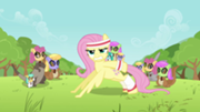 File:180px-Fluttershy Pushup S02E22.png