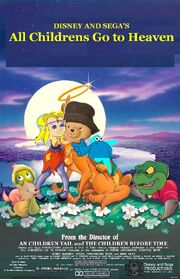 All Childrens Go to Heaven Poster