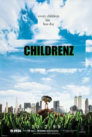 Childrenz Poster