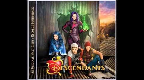 Evil Like Me - Kristin Chenoweth & Dove Cameron - Descendants Soundtrack