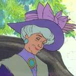 Madame Adelaide Bonfamille close Up