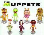 Funko muppet wobblers