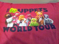 The muppets world tour
