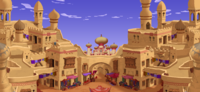 Agrabah KHX