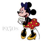 Minnie fbyears 1950
