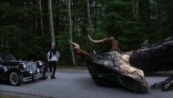 Once-Upon-a-Time-4x19-Sympathy-for-the-De-Vil-Cruella-puts-Dragon-Maleficent-to-sleep