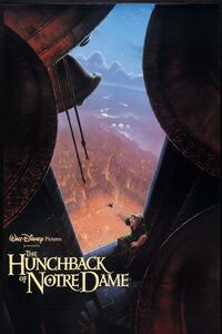 The Hunchback of Notre Dame- 1996