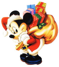 Mickey-Mouse-Santa-Gifts