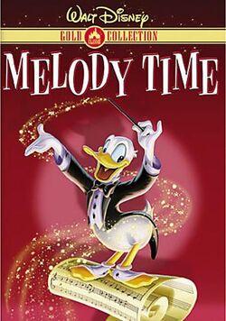 Melody Time disney
