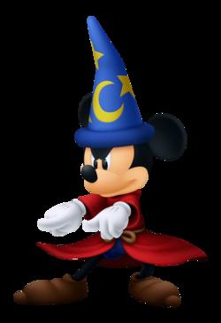 Sorcerer Mickey KH3D