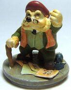 Angus MacBadger Figurine